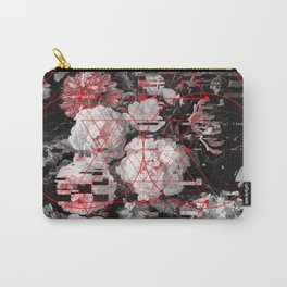 Sacred Flowers 2018 Carry-All Pouch