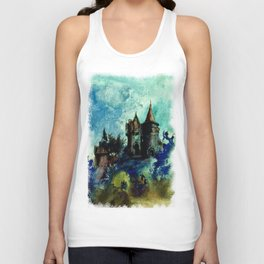 Chateau Unisex Tank Top