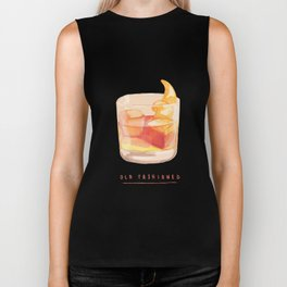 Old Fashioned Biker Tank