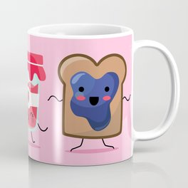 Breakfast Is Jammin' Coffee Mug