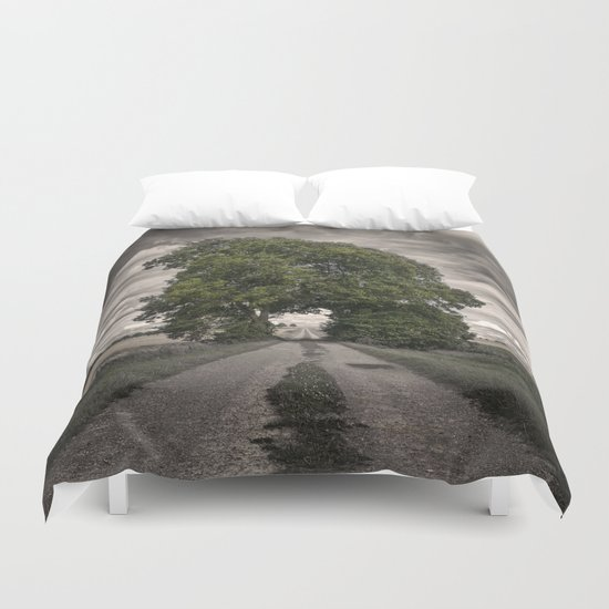 tree passage 4 Duvet Cover