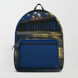 New Pier Lights Backpack