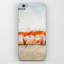 Uluru, Ayers Rock iPhone Skin