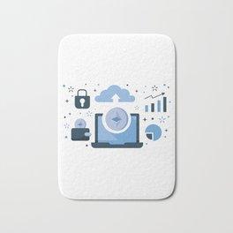 Ethereum Blockchain Bath Mat