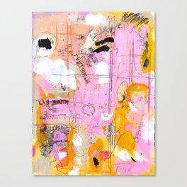 Social Me™ Canvas Print