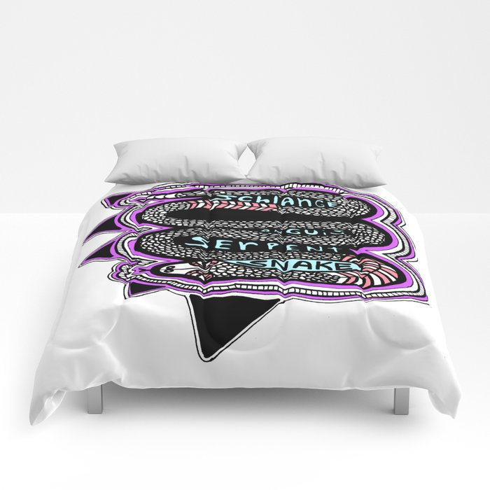 4snake Comforters