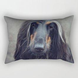 afghan Rectangular Pillow