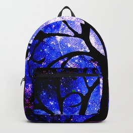 Stars Trees Moon Horse Backpack