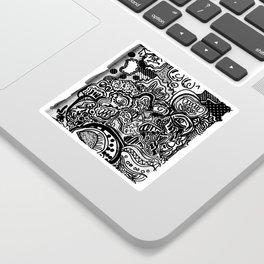doodles Sticker