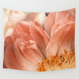 Coral Charm #1 Wall Tapestry