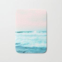 Sun. Sand. Sea. #society6 #decor #buyart Bath Mat