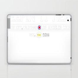 University of Keepin' It Real Laptop & iPad Skin