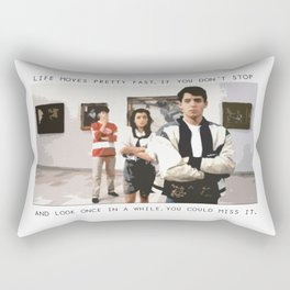 Ferris Bueller's Day Off Rectangular Pillow