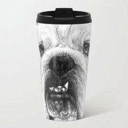 The Bull Dog Travel Mug