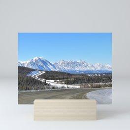 The Road to the North Mini Art Print