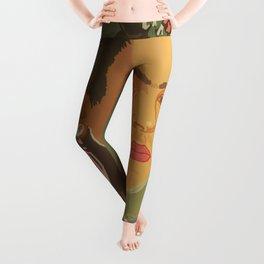 Dear Frida / Stay Wild Collection Leggings