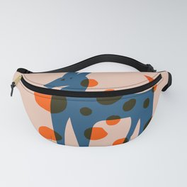 Abstraction_DEER_DOTS Fanny Pack
