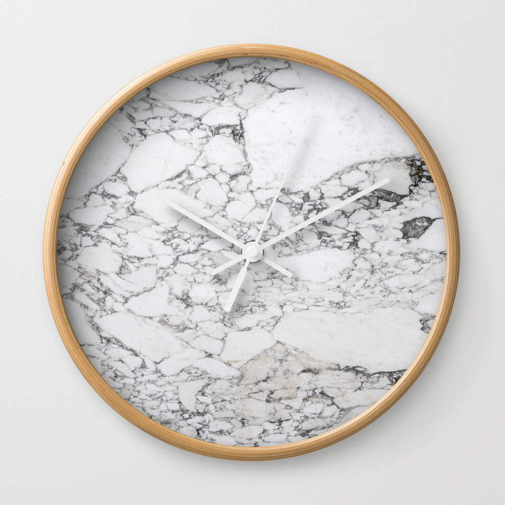 Marble Clock By Eyecon (CLK8880849) Photo