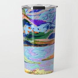 Gelly Roll Mountain Travel Mug