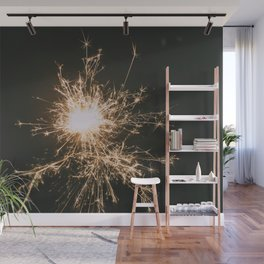 Spark, I Wall Mural