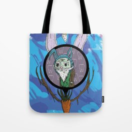 Long in the tooth Tote Bag