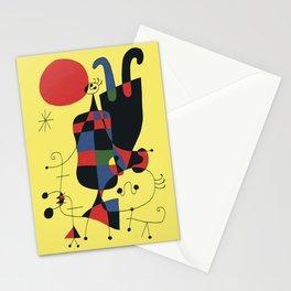 Joan Mirò #2 Stationery Cards