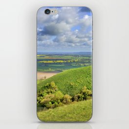 The Whitehorse. iPhone Skin