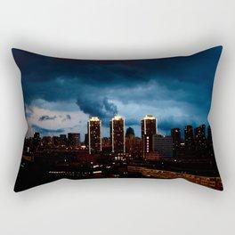 City Mood Rectangular Pillow