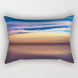 Silenced Souls Rectangular Pillow