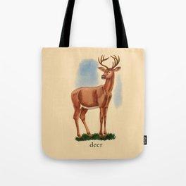 Deer me... Tote Bag