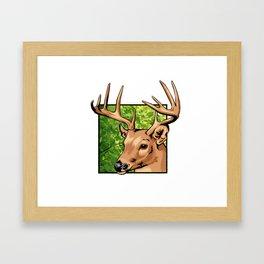 Wild things. Framed Art Print