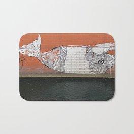 fishy Bath Mat