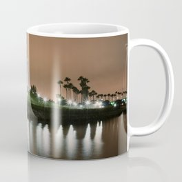 The Light of Long Beach Coffee Mug