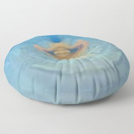 The Splitting of the Sea Floor Pillow