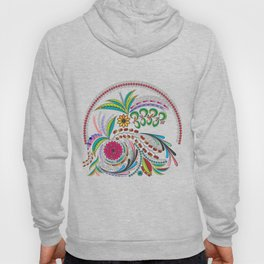 Colorful Vibes Hoody