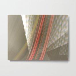 warp speed wormhole up #DSCF0110 ( JPG ) Metal Print