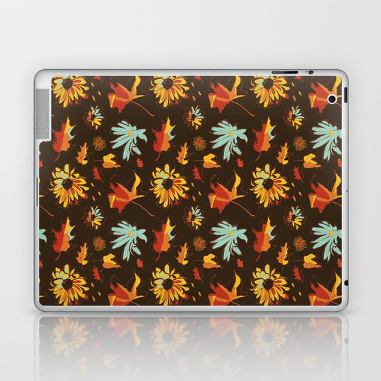 Fall/Autumn Laptop & iPad Skin