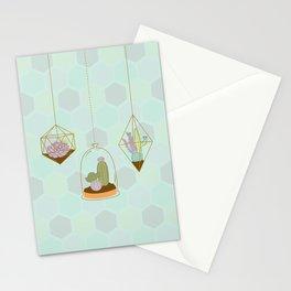 Cactus Terrarium Stationery Cards