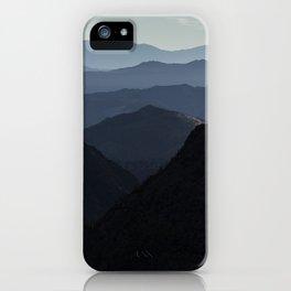 Ridgeline After Ridgeline iPhone Case