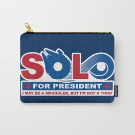 Solo for President Carry-All Pouch