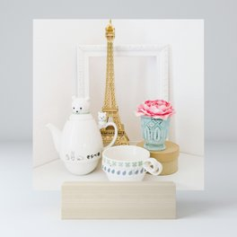 Pretty Corner Mini Art Print