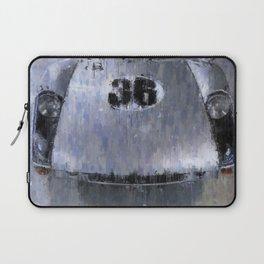 904 Carrera GTS, Silver Laptop Sleeve