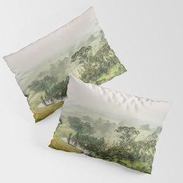 Mist Valley Pillow Sham