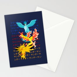 Legends Stationery Cards
