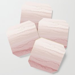 WITHIN THE TIDES - BALLERINA BLUSH Coaster