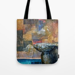 Imaginary Landscapes: Land's End Tote Bag