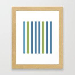 Jimmy Connors Framed Art Print