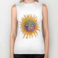 sublime Biker Tanks featuring Sublime  by Sammy Cee