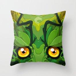 Oolong Throw Pillow