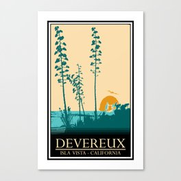 Devereux Canvas Print